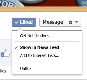 improve your activity on Facebook