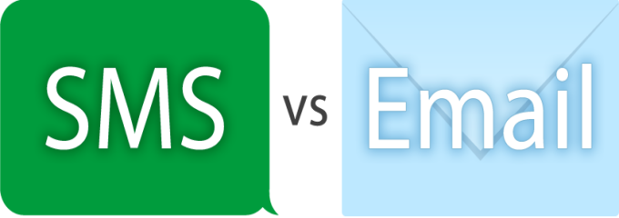 sms vs email marketing 2017 comparison